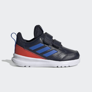Adidas Altarun Running Shoes For Boys Black & Red