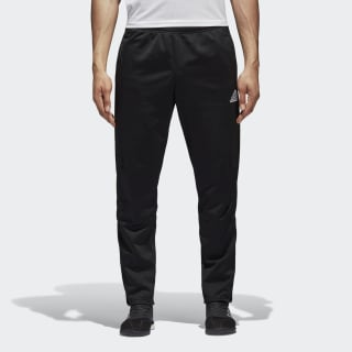 Pantalón entrenamiento Tiro 17 Black/White AY2877