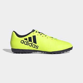Zapatos de Fútbol X 17.4 Césped Artificial SOLAR YELLOW/LEGEND INK F17/LEGEND INK F17 S82415