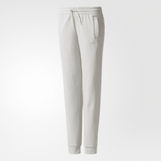 Trefoil French Terry Hose Grey Two BQ3961