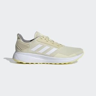 Zapatillas Duramo 9 Sand / Cloud White / Yellow Tint EG2940