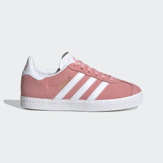Gazelle Schoenen Glow Pink / Cloud White / Gold Metallic EF5644
