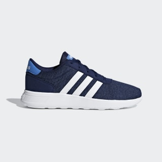 Tenis Lite Racer Dark Blue / Cloud White / True Blue F35529