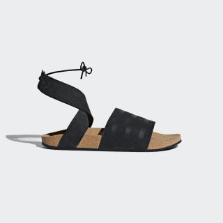 Sandalias Adilette Ankle Wrap CORE BLACK/CORE BLACK/SUPPLIER COLOUR CM8167