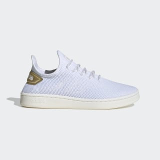 Tenis Court Adapt Cloud White / Cloud White / Matte Gold EE8114