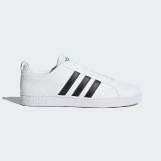 VS Advantage Shoes Cloud White / Core Black / Blue F99256