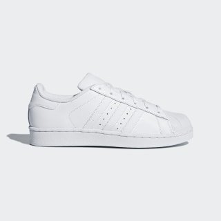 Superstar Foundation Shoes Footwear White / Cloud White / Cloud White B23641