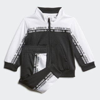 Track Suit Black / White FM5494