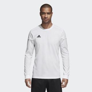 Бесшовная футболка SQUAD 17 white / white BJ9189