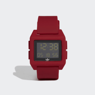 Archive_SP1 Horloge Scarlet / Black CM1657