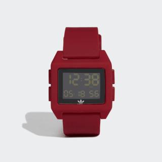 Relógio Archive_SP1 Scarlet / Black CM1657