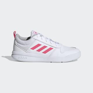 Кроссовки для бега Tensaurus ftwr white / real pink s18 / ftwr white EF1088
