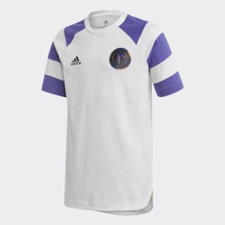 Paul Pogba T-Shirt White / Purple ED5729