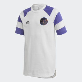 Paul Pogba Tee White / Purple ED5729