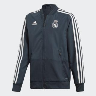 Veste de présentation Real Madrid Blue / Black / Core White CW8637