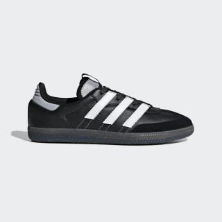 Samba OG MS Schuh Core Black / Ftwr White / Silver Met. BD7523