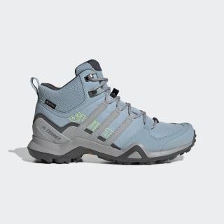 Terrex Swift R2 Mid GTX Shoes Ash Grey / Grey Two / Grey Six BC0401