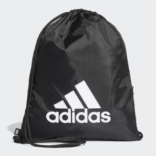 Tiro Gym Bag Black / White DQ1068