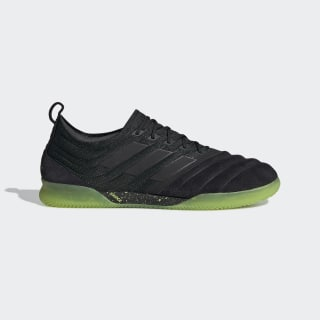 Scarpe da calcio Copa 19.1 Indoor Core Black / Core Black / Solar Yellow BB8092