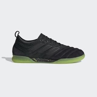 Scarpe da calcio Copa 19.1 Indoor Core Black / Core Black / Solar Yellow BB8092