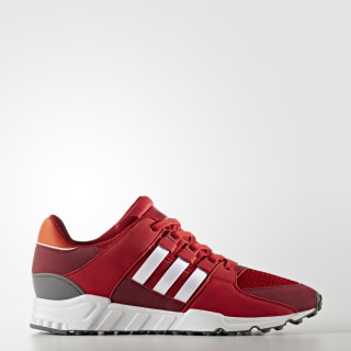 Tenis EQT Support RF Power Red / Cloud White / Collegiate Burgundy BY9620