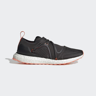Ultraboost T Schoenen Utility Black / Granite / Solar Orange EG1073