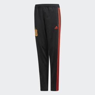 Spain bukser Black/Red CE8804