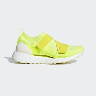 UltraBOOST X Schuh Solar Yellow / Bright Yellow / Mist Sun AC7550