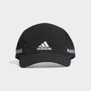 AEROREADY Runner Cap Black / Black / White FL9777