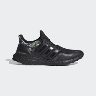 Ultraboost DNA Shoes Core Black / Core Black / Gold Metallic FW4324