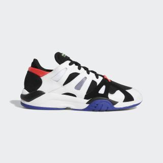 Dimension Low Top Shoes Core Black / Cloud White / Active Blue BD7648