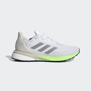 Astrarun Shoes Cloud White / Silver Metallic / Signal Green EH1534