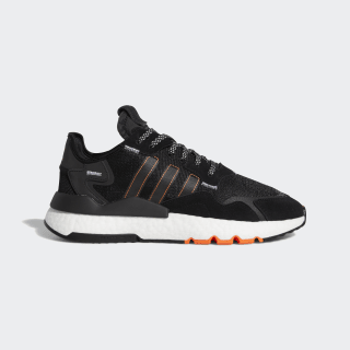 Nite Jogger Shoes Core Black / Cloud White / Solar Orange FW0187