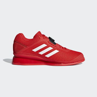 Leistung 16 II Boa Shoes Active Red / Ftwr White / Active Red BD7161