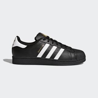 Superstar Foundation sko Core Black / Footwear White / Core Black B27140