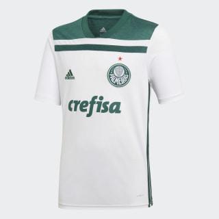 Camisa Palmeiras 2 WHITE/COLLEGIATE GREEN CF9724