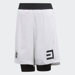 Shorts con mallas Star Wars WHITE/BLACK/GREY ONE F17 CV5988