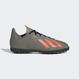 Calzado de Fútbol X 19.4 Césped Artificial Legacy Green / Solar Orange / Core Black EF8378