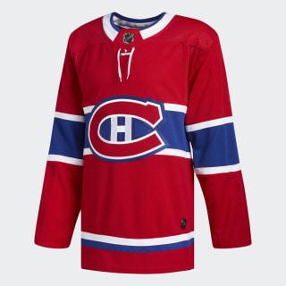 Maillot Canadiens Domicile Authentique Pro Red / Blue CA6953