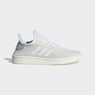 Court Adapt Shoes Cloud White / Cloud White / Raw White EE8111
