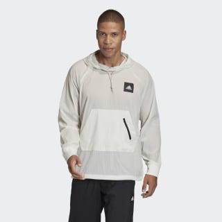Must Haves Woven Sweatshirt Orbit Grey FL4020