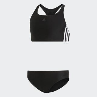 Bikiny 3-Stripes Black / White DQ3318