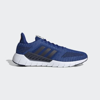 Tênis Climacool Asweego collegiate royal / legend ink / active orange F36325