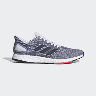 Pureboost DPR Shoes Cloud White / Legend Ink / Shock Red F36634