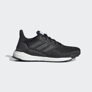 Sapatos Solarboost 19 Core Black / Grey Five / Glow Blue EF1416