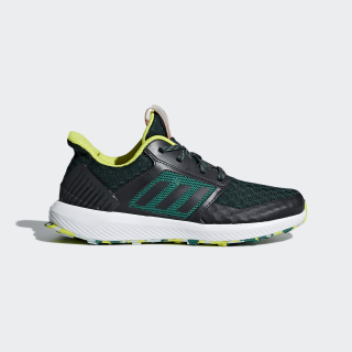 Zapatillas Rapidarun Cool CARBON S18/SEMI SOLAR YELLOW/BOLD GREEN CP9530