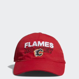 Flames Adjustable Slouch Hat Multicolor CP2785
