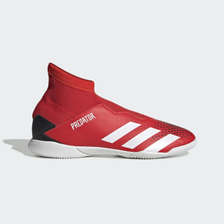 Predator 20.3 IN Fußballschuh Active Red / Cloud White / Core Black EF1952