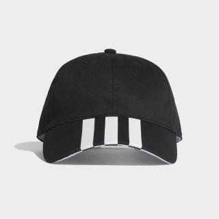Бейсболка 3-Stripes black / white / white FM6759