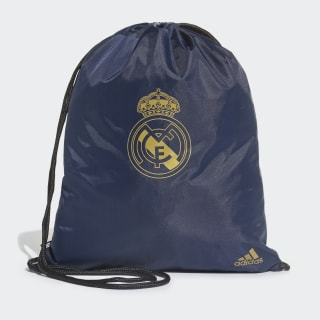Real Madrid Sportbeutel Night Indigo / Dark Football Gold DY7715